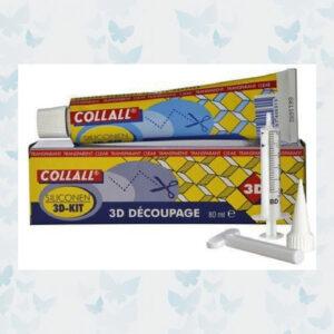 Collall 3D Lijm - COL3D80MLSET + Accesoires