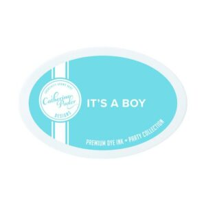 Catherine Pooler Ink Pads - It's a Boy