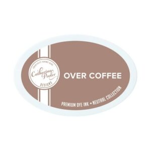 Catherine Pooler Ink Pads - Over Coffee