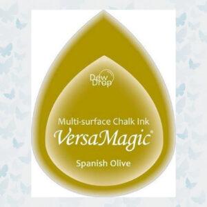 VersaMagic inktkussen Dew Drop Spanish Olive GD-000-059