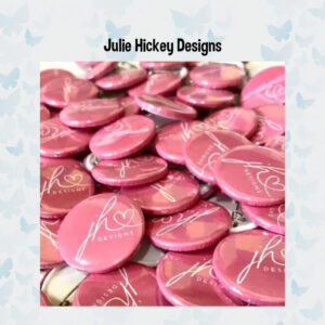 Julie Hickey Designs Clear Stempels