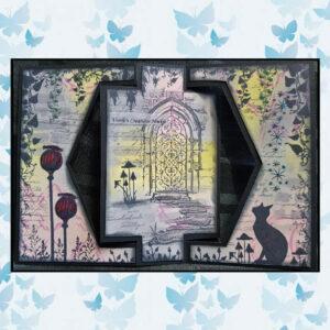 Lavinia Clear Stamp Secret Garden LAV161