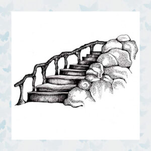 Lavinia Clear Stamp Steps LAV178