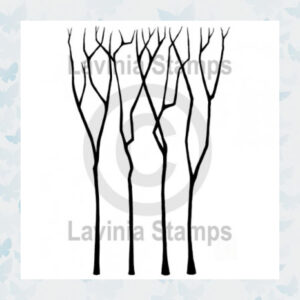Lavinia Clear Stamp Woodland LAV456