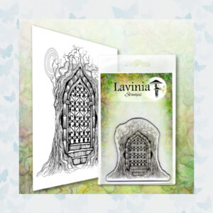 Lavinia Clear Stamp Forest Temple LAV611