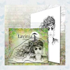 Lavinia Clear Stamp Astrid LAV618