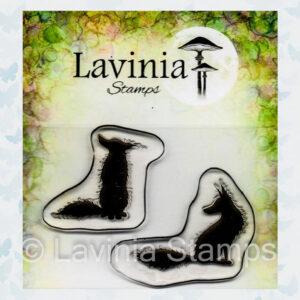 Lavinia Clear Stamp Fox Set 2 LAV636