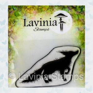 Lavinia Clear Stamp Bandit LAV645