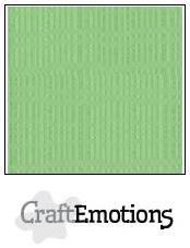 CraftEmotions linnenkarton 10 vel pistache LHC-64 /A4/ 250gr