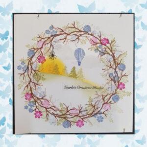 Majestix Clear Stamps Dainty Daisy MADA-03