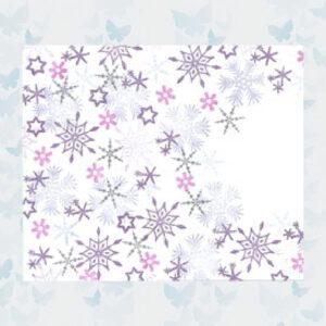 Majestix Clear Stempels Winter Flurry