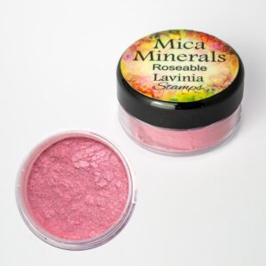 Lavinia Stamps Mica Minerals - Roseable