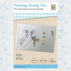 Nellie's Choice Silicone Painting Buddy Pro NPBP001