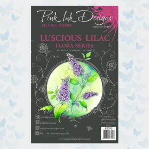 Pink Ink Designs Clear stamp set Luscious Lilac PI096