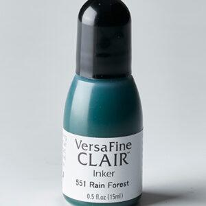 VersaFine Clair Re-inker Rain Forest RF-000-551