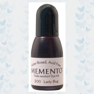 Memento Re-inker RM-000-300 - Lady Bug