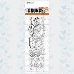 Studio Light Clear Stempel Grunge Collection nr.38 SL-GR-STAMP38