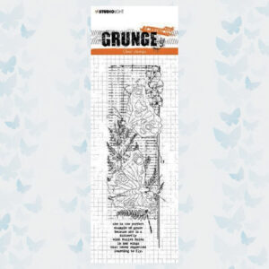 Studio Light Clear Stempel Grunge Collection nr.40 SL-GR-STAMP40