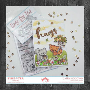 Time For Tea - Hugs Snijmal + Achtergrond