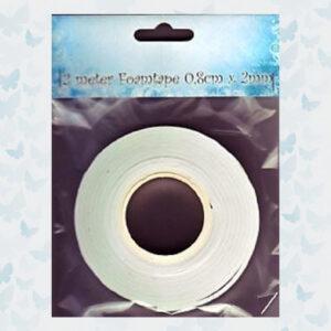 Nellies Choice Foam Tape 2mm (09.03.11.002)