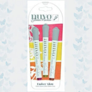 Nuvo glitter markers - Ember Glow 170N