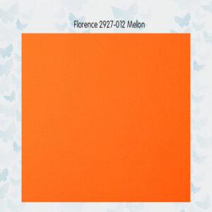 Florence Cardstock Glad 2927-012 Melon A4/10 Vellen/216gr
