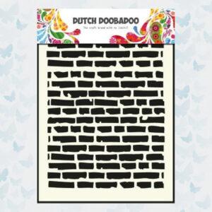 Dutch Doobadoo Dutch Mask Art Bricks 470.715.002