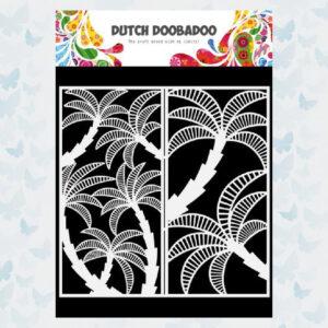 Dutch Doobadoo Dutch Mask Art Slimline Palmboom 470.784.007