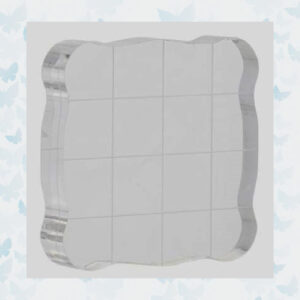 Aurelie Acrylic Block 5x5 cm (AUAB1005)