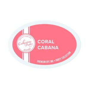 Catherine Pooler Ink Pads - Coral Cabana