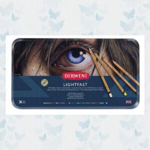 Derwent Lightfast Pencils Blik 36st DLI2302721