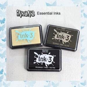 INKon3 Essential Inks + Re-inkers