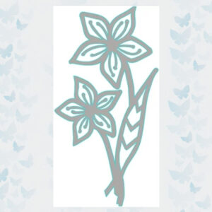 Julie Hickey Snijmallen Friendship Flower JHD-CUT-1016