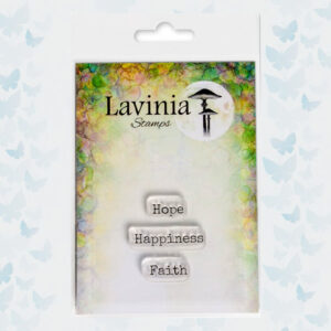 Lavinia Clear Stamp - Three Blessings