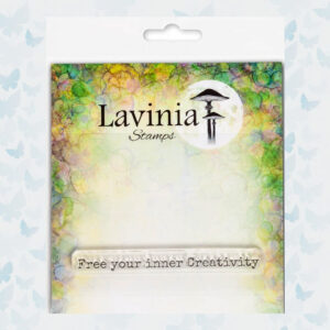 Lavinia Clear Stamp - Creativity LAV674