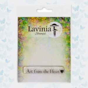 Lavinia Clear Stamp - Art From the Heart LAV676