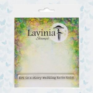 Lavinia Clear Stamp - Art is a Story LAV678