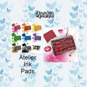 INKon3 Atelier Ink Pads