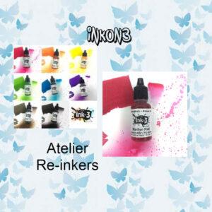 INKon3 Atelier Re-inkers