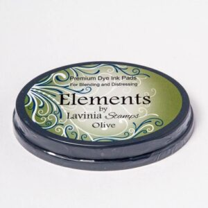 Lavinia Elements - Premium Dye Ink – Olive LSE-10