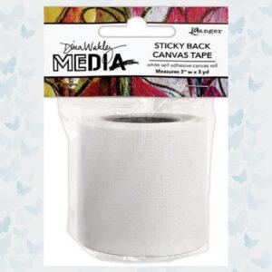Ranger Dina Wakley Media Canvas Tape MDA76445