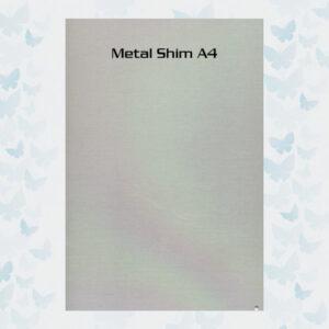 Nellie's Choice Metal Shim voor PressBoss A4 NPBM001