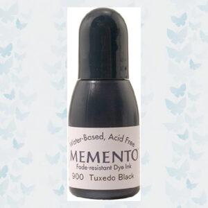 Memento Re-inker RM-000-900 Tuxedo Black