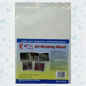 Stix2 Masking Sheet 5xA4 S57268C