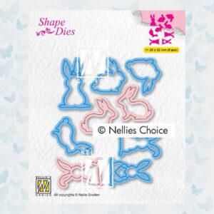 Nellies Choice Shape Die - Hazen 1 SD186