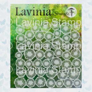 Lavinia Stencils Posy ST019