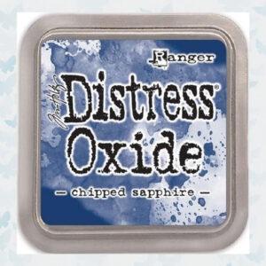 Ranger Distress Oxide - Chipped Sapphire TDO55884 Tim Holtz