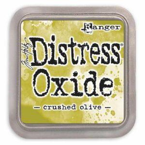 Ranger Distress Oxide - Crushed Olive TDO55907 Tim Holtz