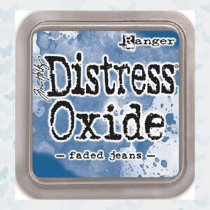Ranger Distress Oxide - Faded Jeans TDO55945 Tim Holtz