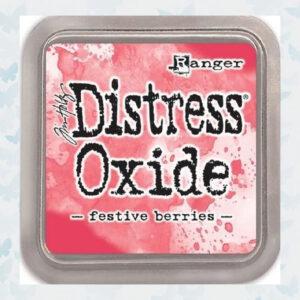Ranger Distress Oxide - Festive Berries TDO55952 Tim Holtz